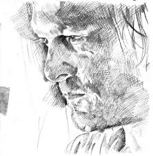 daryl dixon animated sketches by cpn blowfish on deviantart