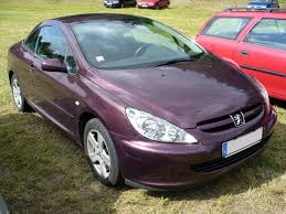 gallery of peugeot 307cc