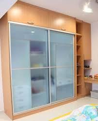 Slide Door Cabinet Sliding Door Wardrobe Cabinet Retro Net