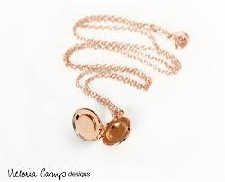 custom locket necklace custom tiny gold locket necklace with painted zodiac