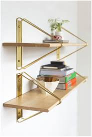 Free Wooden Wall Shelf Plans by Wall Mounted Shelving Units For Books