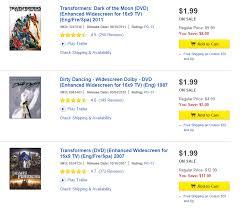 amazon black friday dvd lightning deals calendar tons of dvd u0027s just 1 99 at best buy u0026 amazon freebies2deals