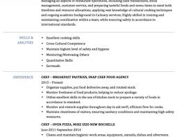 curriculum vitae pizza chef resume sample for cook 19 chef template executive pics
