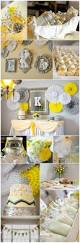 good yellow gray baby shower decorations 69 for online design with
