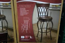 Vintage Cosco High Chair Bar Stools Costco Canada White Amisco Vintage Cosco Swivel Outdoor