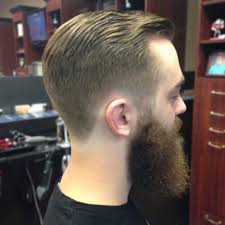 back view of short hairstyles men haircuts black