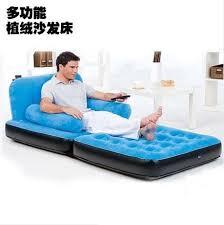 original bestway inflatable air sofa single seater foot rest