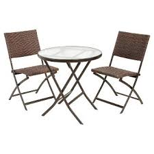 Nantucket Bistro Table Bistro Set Folding Outdoor Target