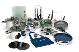 cuisine sante cuisine sante international 27pc munich cookware cuisine sante