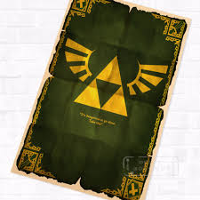 Flag It Stickers Classic 8 Bit Game The Legend Of Zelda Video Game Poster Retro