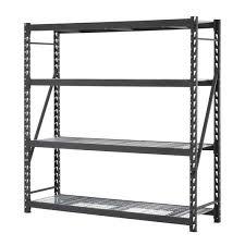 Heavy Duty Shelves by Edsal Freestanding Shelving Unit