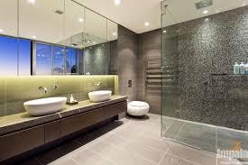 MODERN BATHROOM - Modern ensuite bathroom designs