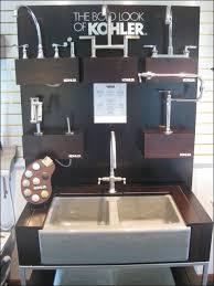 Kitchen Sink Displays Kohler Kitchen Sinks Faucets Used Farmhouse Kitchen Sink Kohler