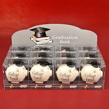 piggy bank favors college fund piggy bank graduation party favors gifts other