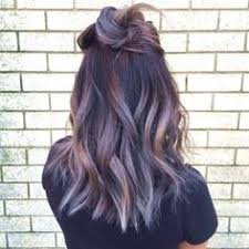 coloring over ombre hair 20 smoky grey ombré hair colour ideas to copy from instagram