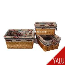 china wicker packaging baskets china wicker packaging baskets
