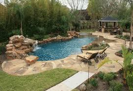 freeform pool designs natural free form swimming pools design 173 custom outdoors