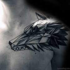 51 wolf tattoos on shoulder