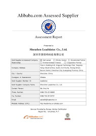 bureau veritas ltd bureau veritas audit shenzhen leadsintec co ltd