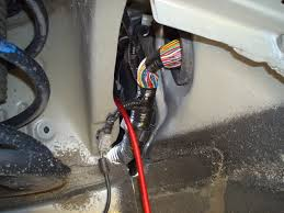 running power cable through firewall nissan forums nissan forum