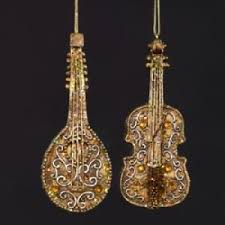 74 best musical instrument ornaments images on musical