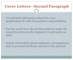 words to use in a cover letter 28 images 3 cover letter