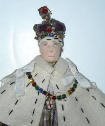 king george vi 9 u201d liberty of london king george vi coronation doll from dollroom