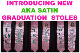 customized graduation stoles aka satin stoles prime heritage gifts