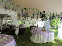 Canopy Tent Wedding by Peak Of Perfection Tent Rentals