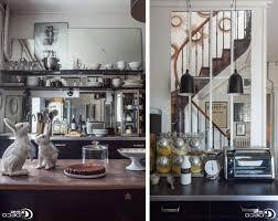 deco cuisine boutique deco noir et bois cheap d co salon gris blanc bois en id es pour