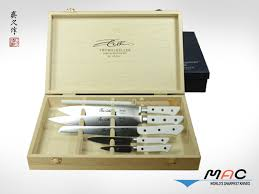 mac kitchen knives mac knives and the tk set keller limited edition set damn