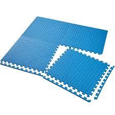 tappeti ad incastro set di 12 tappetini di protezione a incastro da fitness da