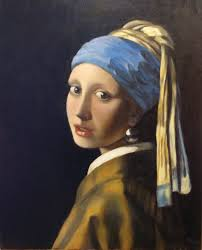 girl with pearl earring painting rkw girl with pearl earrings