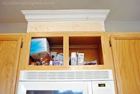 Adding Shelves To Kitchen Cabinets I Should Be Mopping The Floor Creating Faux Varied Height Adding