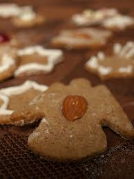 lebkuchen christmas cookies austrian german gingerbread