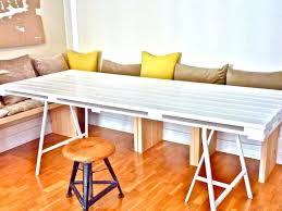 comment faire une table de cuisine banquette de cuisine cheap angle style comment faire une