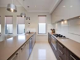 creative beautiful galley kitchen design exclusive galley kitchen