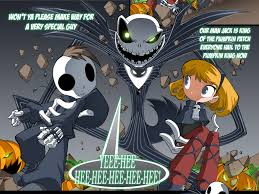 jack the skeleton wallpaper wallpapersafari