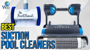 9 Best Suction Pool Cleaners 2017