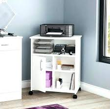 small desk with drawers and shelves desk with printer drawer printer storage ideas furniture old remodel