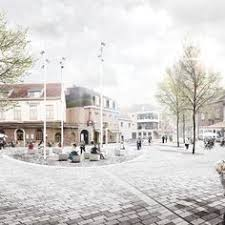 bureau urbanisme buur bureau voor urbanisme mercator square design in rupelmonde