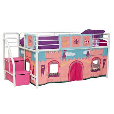 Playhouse Curtains Dhp Loft Bed Curtain Set Free Shipping On Orders Over 45