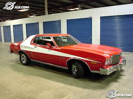 The Car In Starsky And Hutch The Starsky U0026amp Hutch Ford Torino Ign
