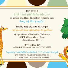 Baby Shower Invitation Creator Rare Baby Shower Invitations Safari Theme Ideas Jungle Free