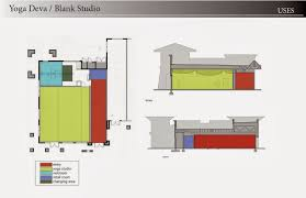 Yoga Studio Floor Plan by Arch3610sp2014csegovia February 2014