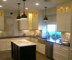 over island kitchen lighting dashing hanging kitchen appliance set over unfinished wooden