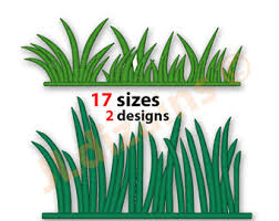 belgian shepherd embroidery design grass embroidery etsy