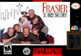Frasier Meme - frasier meme the snes game on bingememe