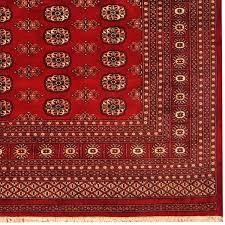 Bokhara Rugs For Sale Herat Oriental Pakistan Hand Knotted Bokhara Wool Rug 8 U0027 X 10