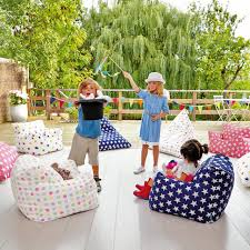 toddler bean bag chair deck cozy and stylish toddler bean bag